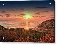Sunset Cliffs 20130616 B Acrylic Print