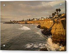 Sunset Cliffs 4 Acrylic Print