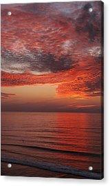 Sunset Cliffs Sunset 1 Acrylic Print