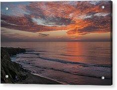 Sunset Cliffs Sunset 2 Acrylic Print