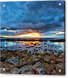 #sunset #ignation #igtube #instalike Acrylic Print