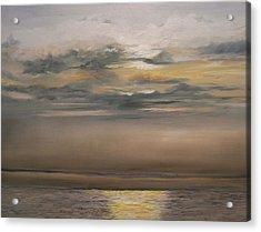Sunset - Indian Rocks Beach Acrylic Print