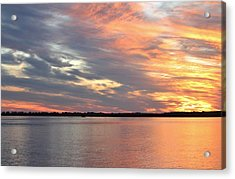 Sunset Magic Acrylic Print