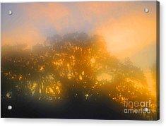 Sunset Mocks Sunrise Acrylic Print