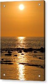 Sunset Over Kona Acrylic Print