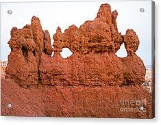 Sunset Point Bryce Canyon National Park Acrylic Print