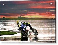 Sunset Rossi Acrylic Print