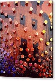 Sunsetsegue2 Acrylic Print by Irmari Nacht