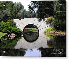 Sunshine Bridge Acrylic Print