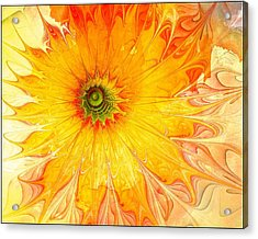Sunshine Mine Acrylic Print