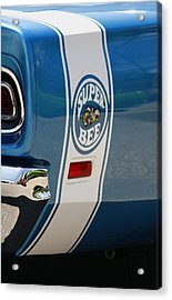 Super Bee Acrylic Print