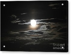 Super Moon 2013 Acrylic Print