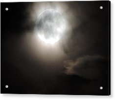 Super Moon Sunday Acrylic Print
