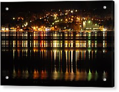 Superior Light Show Acrylic Print
