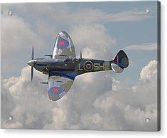 Supermarine Spitfire Acrylic Print