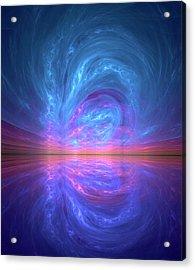 Supersymmetry Conceptual Artwork Acrylic Print by David Parker
