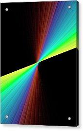 Supersymmetry Acrylic Print by David Parker