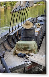 Acrylic Print featuring the photograph Supper Is Ready by Pete Hellmann