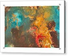 Suppression Acrylic Print by Craig Tinder