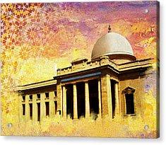 Supreme Court Karachi Acrylic Print by Catf