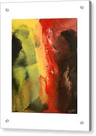 Supreme Split Acrylic Print by Craig Tinder