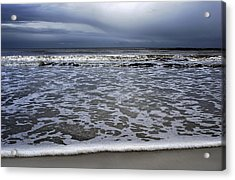 Surf And Beach Acrylic Print