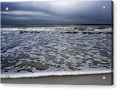 Surf And Beach Acrylic Print
