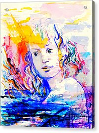 Surfacing Acrylic Print
