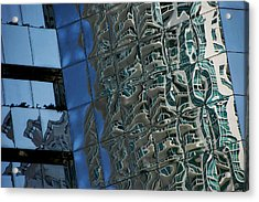 Acrylic Print featuring the photograph Surreal by Lorenzo Cassina
