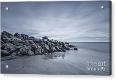 Surrender To The Sea Acrylic Print