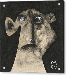 Survivors No. 1 Acrylic Print by Mark M  Mellon