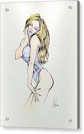 Susan Wayland Acrylic Print