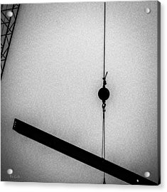 Suspended Acrylic Print