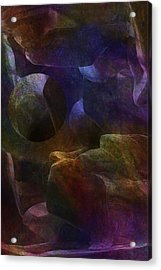 Suspended Acrylic Print by Jack Zulli