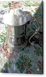 Susurluk Ayrani Acrylic Print by Tracey Harrington-Simpson