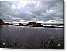 Sutro Baths Pool Acrylic Print