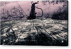 Swamp Thing Acrylic Print