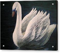 Swan II Acrylic Print