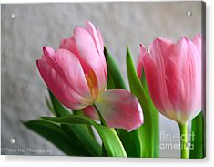Sway With Me  Acrylic Print by Tracy  Hall