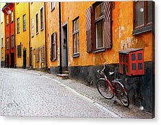 Sweden, Stockholm Acrylic Print by Jaynes Gallery