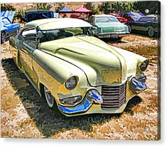Sweet And Low-rider 3/4 Front View Acrylic Print