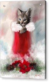 Sweet Christmas Acrylic Print