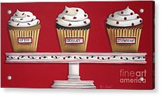 Sweet Delights Acrylic Print by Catherine Holman