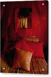 Acrylic Print featuring the photograph Sweet Dreams by Athala Carole Bruckner