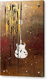 Sweet Emotion Acrylic Print by Carmen Guedez