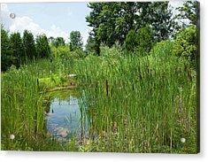 Sweet Grass Gardens Nursery Carries Acrylic Print