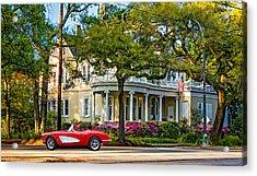 Sweet Home New Orleans 3 Acrylic Print by Steve Harrington