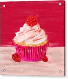 Sweet Indulgence Acrylic Print by Lourry Legarde