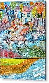 Sweet Memories Acrylic Print