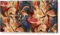 Sweet Nectar Acrylic Print by Kim Redd